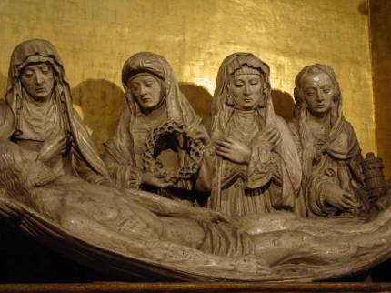 Family of Christ - Auch Cathedral