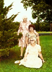 Laura Knight Jadczyk family album