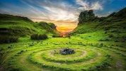 Wallpaper Fairy Glen, Isle of Skye, Scotland, Europe, nature, 4k, Nature 3791616984.jpg